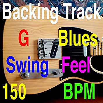 Backing Track G Blues Swing Feel