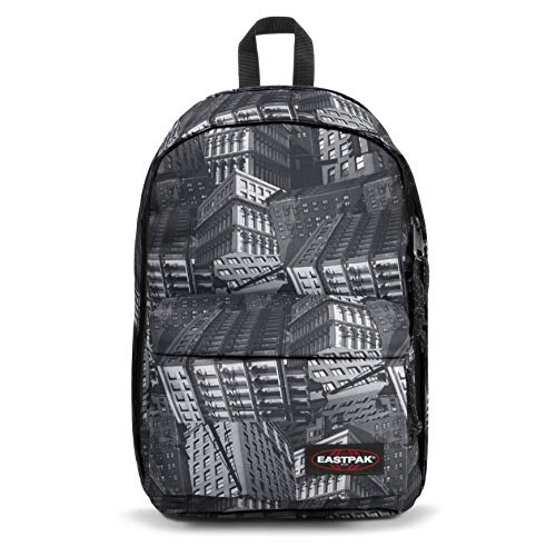 Eastpak BACK TO WORK Rucksack, 43 cm, 27 Liter, Chroblack
