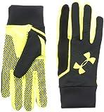 Under Armour Herren Fußball Spielerhandschuhe Soccer Field Players Glove, Black, L