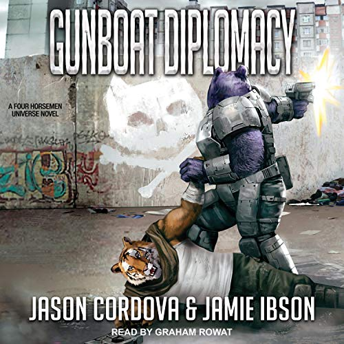 Gunboat Diplomacy cover art