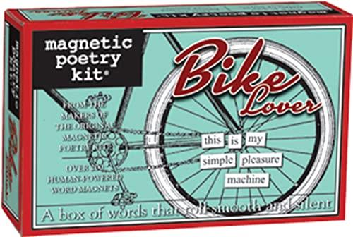 Bike Lover Kit: Magnetic Peotry