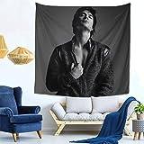 ZUIXINLIAN Ian_Joseph_Somerhalder Tapestries Wall Hanging 3D Poster Decor Bedroom Living Room Dorm Home 59' 59'