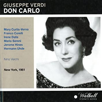 Verdi: Don Carlo (New York 1961)