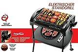 Barbecue elettrico 'Cool Touch' da 2000W, tavolo con griglia elettrica, per feste di grigliate, da...