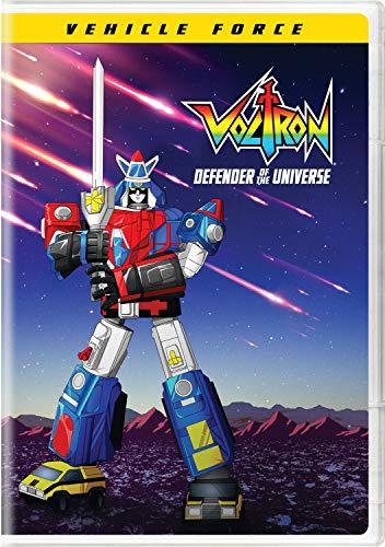 Voltron: Defender Of The Universe (6 Dvd) [Edizione: Stati Uniti] [Italia]
