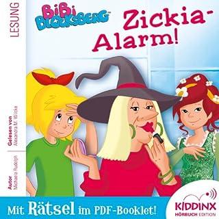 Zickia-Alarm! Titelbild