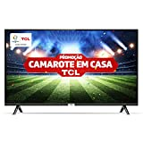 "Smart TV LED 40"" Android TCL 40s6500 Full HD com Conversor Digital Wi-Fi Bluetooth 1 USB 2 HDMI, Controle Remoto com Comando de Voz"