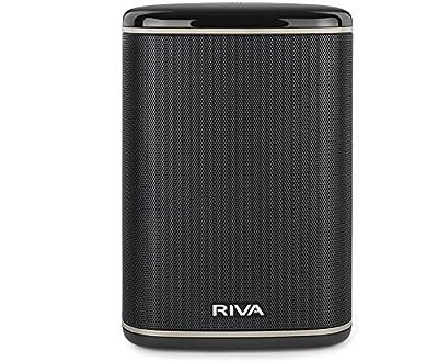 RIVA Audio Compact Multiroom Digital Music System White (RWA01)