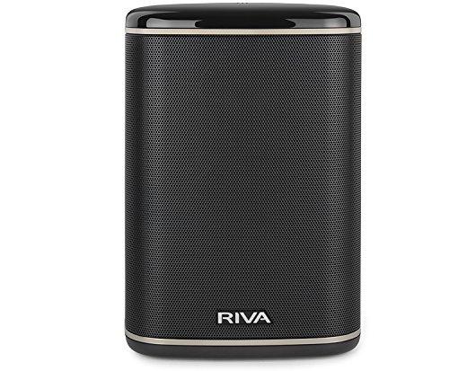 RIVA RWA01B Wireless Multispace Lautsprecher Schwarz