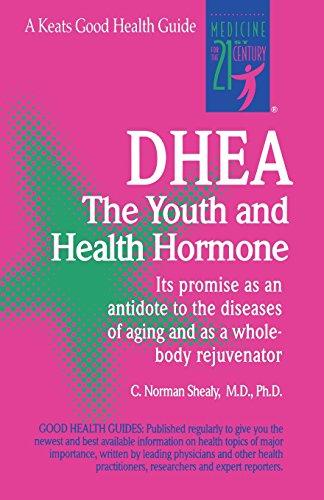 Dhea: The Youth and Health Hormone (NTC KEATS - HEALTH)