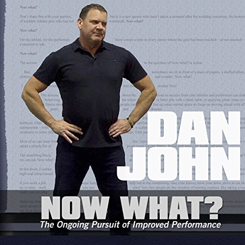 Now What? audiobook cover art
