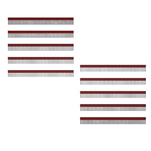 500Stk. Aderendhülsen 1.5mm²/8mm H1,5/14 R BD AWG16 rot Aderendhülsenstreifen 9004340000 Weidmüller 0723
