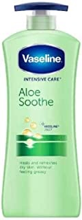 Vaseline Intensive Care Aloe Soothe Lotion, 20.3 oz
