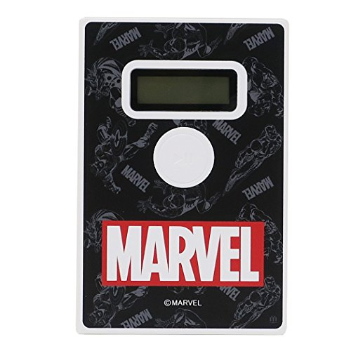 MARVEL[ICカード残高チェッカー]ノコリーコレクション/ロゴパターン マーベル