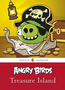 Angry Birds: Treasure Island by [Cavan Scott]