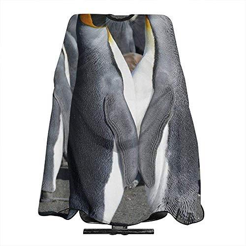 Haarschnitt Schürze Südpol Eis Pinguine Drucken Haarschnitt Schürzen Kleid Salon Proof Friseur Haar Haare schneiden Friseur Cape