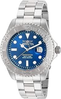 Invicta Cruiseline 47mm Pro Diver Swiss Quartz Limited Edition Blue Mens Watch