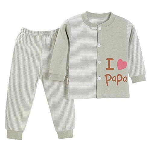 XFentech Lindo Animal Impresión Pijamas Set Para Unisexo Niño Minions Pijama, rosa...