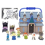 Disney Animators' Collection Littles, Arendelle Castle Play Set  Frozen