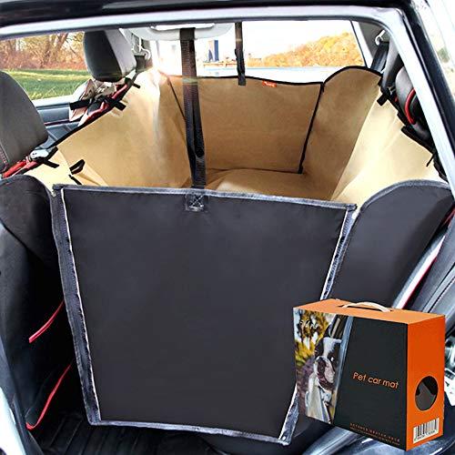 Huisdier Auto Boot Protector Mat, Opvouwbare Huisdier Waterdichte Auto Stoel Cover Achterste Auto Stoel Protector Bescherm Liefde Huisdieren Zorg voor een Comfortabele Reis
