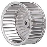 Rueda del motor del soplador, 156x76x12.7mm Accesorios para herramientas eléctricas Superficie lisa resistente y duradera para el hogar y la industria