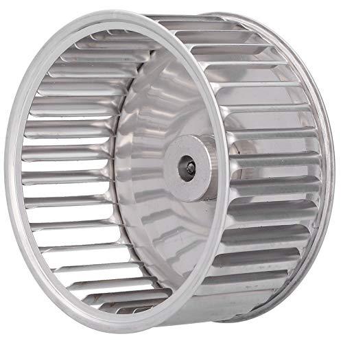 Advanced Multi-Wing Centrifugal Fan Wheel, Inch Blower 12.7mm/0.5in Metal
