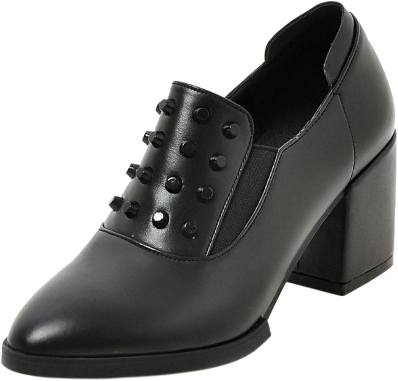 Cular Acci Women Chunky Heels Pumps