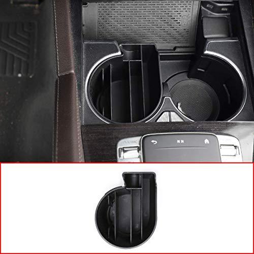 YIWANG Soporte de plástico ABS para consola central de coche, soporte para tazas, bandeja organizadora para Benz GLE Clase W167 gle350 400 2020