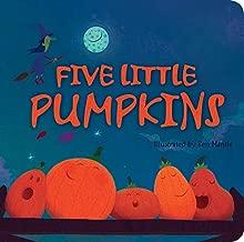 Five Little Pumpkins (Padded Board Books)