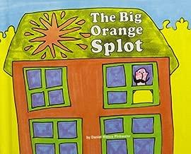 The Big Orange Splot by Daniel Manus Pinkwater (2008-10-04)