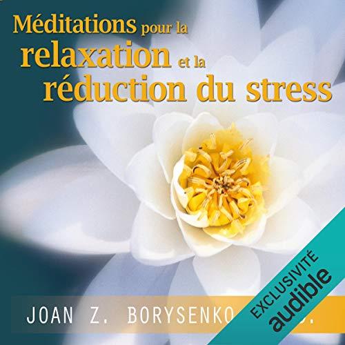 Méditations pour la relaxation et la réduction du stress cover art