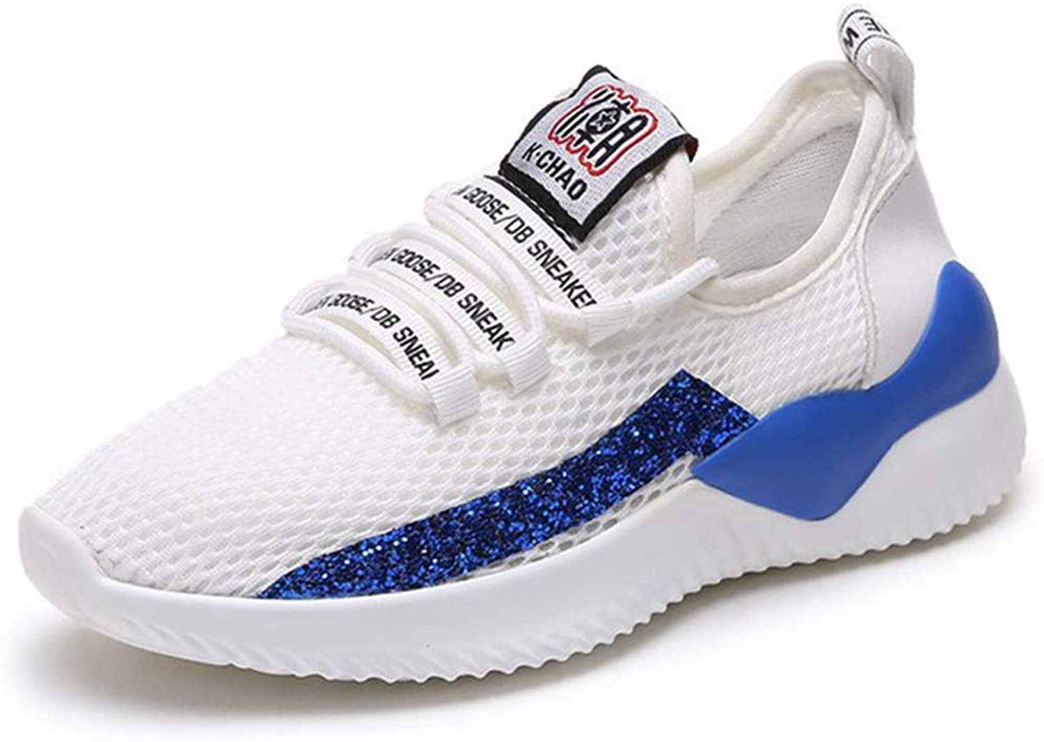 GIY Women's Lightweight Walking shoes Breathable Mesh Casual Sport Running shoes Fashion Sneakers