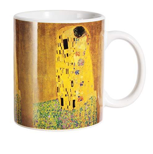 Katerina - Taza de café de Klimt 10/8.5/12 cm