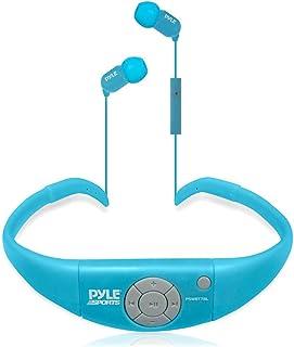 Upgraded Active Sport Waterproof Headphones - Bluetooth Headset Hands-Free, Water Resistant Wireless Stereo, Headphones wi... photo