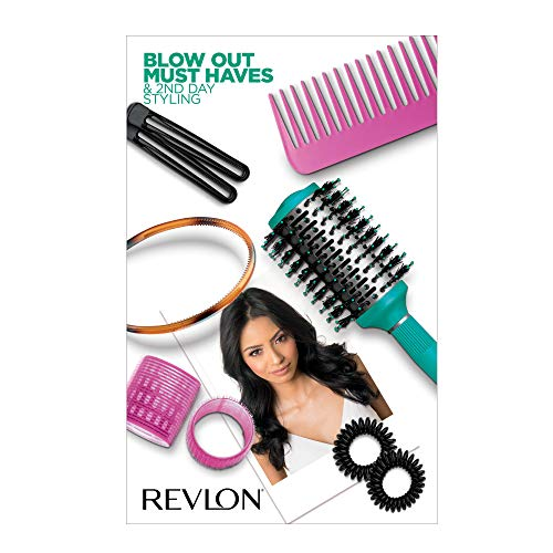 Revlon 9 Piece Blow Out Must Haves And Second Day Styling Kit