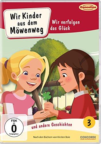 DVD 3: Wir verfolgen das Glück und andere Geschichten