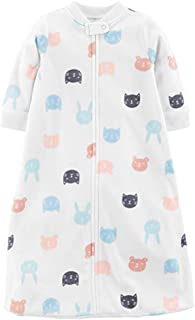 Carter's Baby Infant Microfleece Animal Sleepbag with Cats, Dogs and Bears