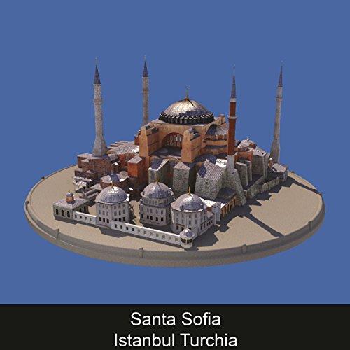 Santa Sofia Istanbul Turchia copertina