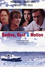 Bodies, Rest And Motion Laserdisc Criterion Collection