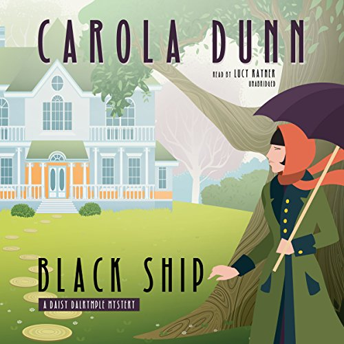 Black Ship audiobook cover art