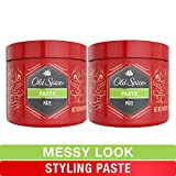 Old Spice, Styling Paste for Men, Hair Treatment, 2.64 oz, Pack of 2