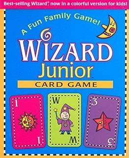 Wizard Junior Card Game: A Fun Family Game (Wizard Card Game)