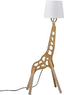 N/Z Home Equipment Floor Lamp Floor Lamps Modern Floor Lamp Simple Wood Floor Lamp Living Room Creative Floor Lamp Hotel B...