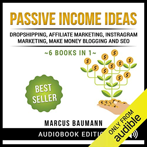 Passive Income Ideas audiobook cover art