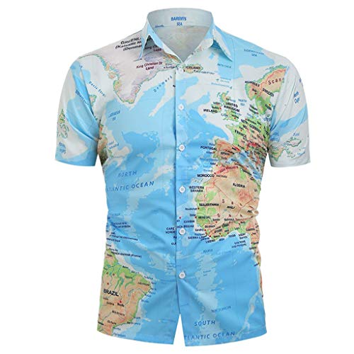 Storerine 2019 Männer Printing Tees T-Shirt Kurzarm Top Bluse