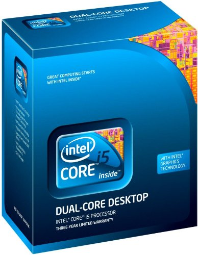 Intel Core i5-660 - Procesador (Intel Core i5-XXX, Socket H (LGA 1156), PC, Y 1.0, Intel Core i5-600 Desktop Series, i5-660)