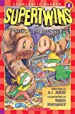 Supertwins and the Sneaky, Slimy Book Worms: Level 2 (Scholastic Readers)