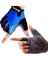 Rollschuhhandschuhe Skateboard Handschuhe Gtopart Atmungsaktiv 50g Kinder Fahrradhandschuh