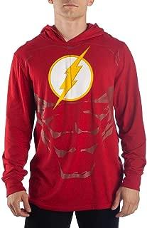 flash cosplay hoodie