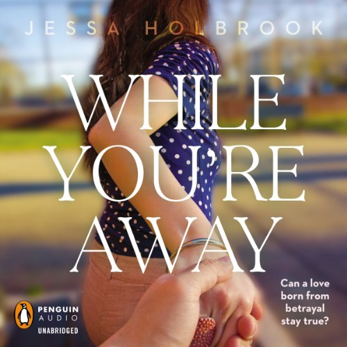 While You're Away audiobook cover art
